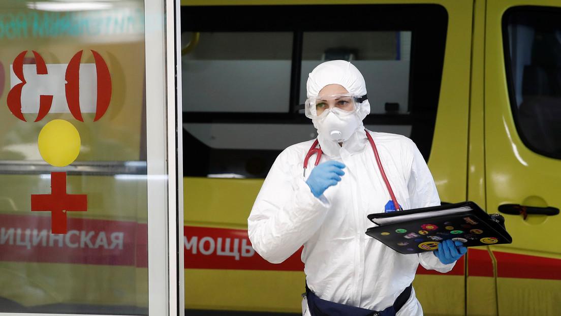 Rusia supera los 396.000 casos de coronavirus tras confirmarse 8.952 nuevas infecciones