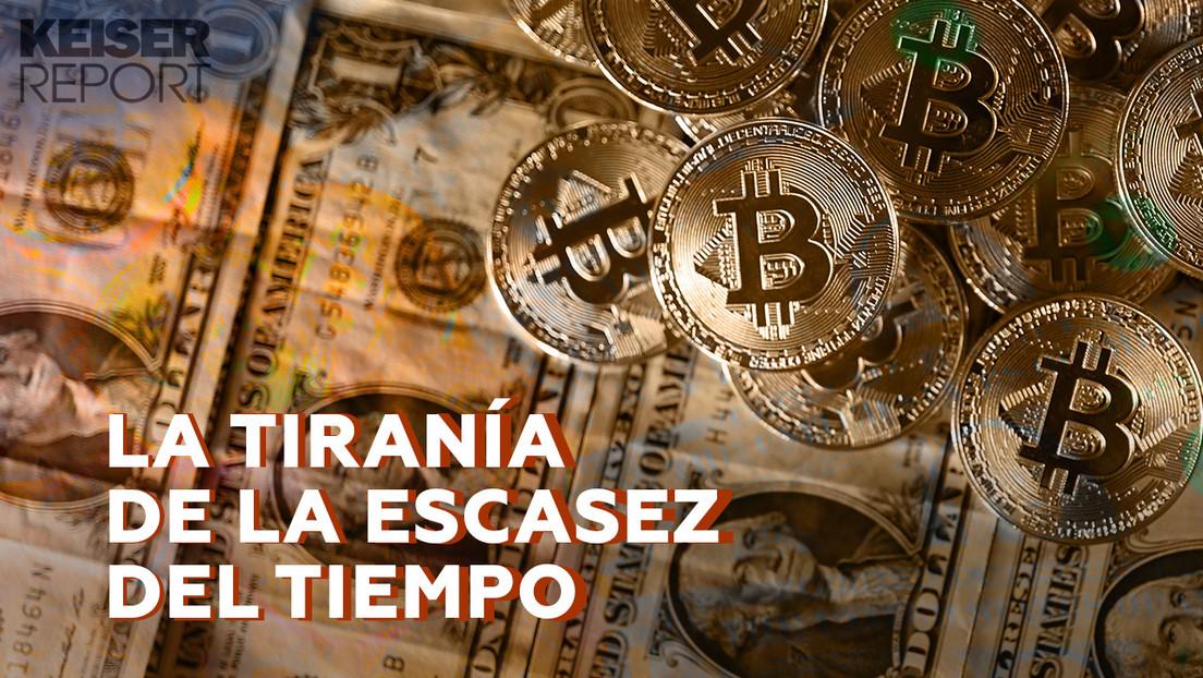 """""""Reanimar una economía muerta con dinero fiat no funciona"""""""