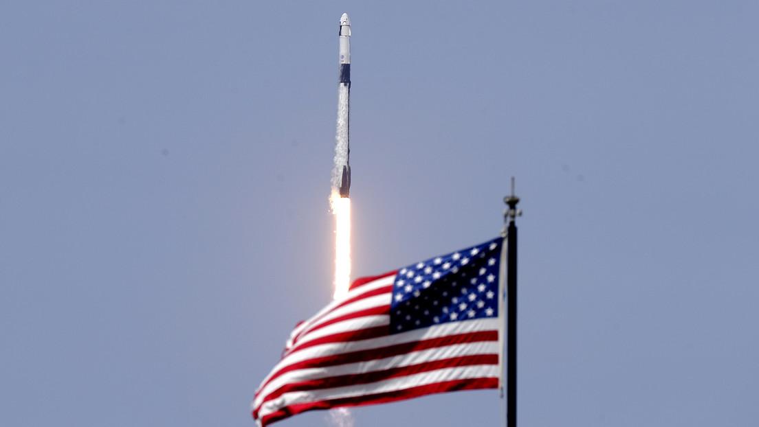 VIDEOS: SpaceX lanza la primera misión tripulada privada de la historia
