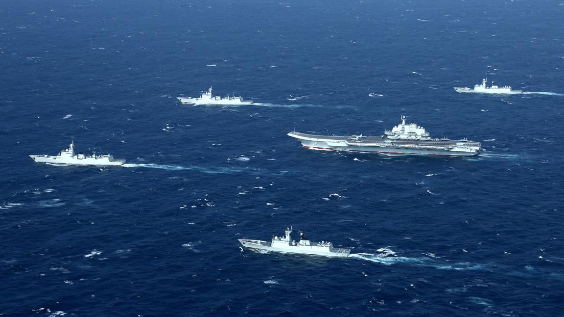 El Congreso de EE.UU. advierte que China podría superar el potencial de la Armada estadounidense