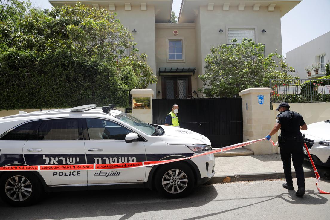 Encuentran muerto en su residencia al embajador de China en Israel ...