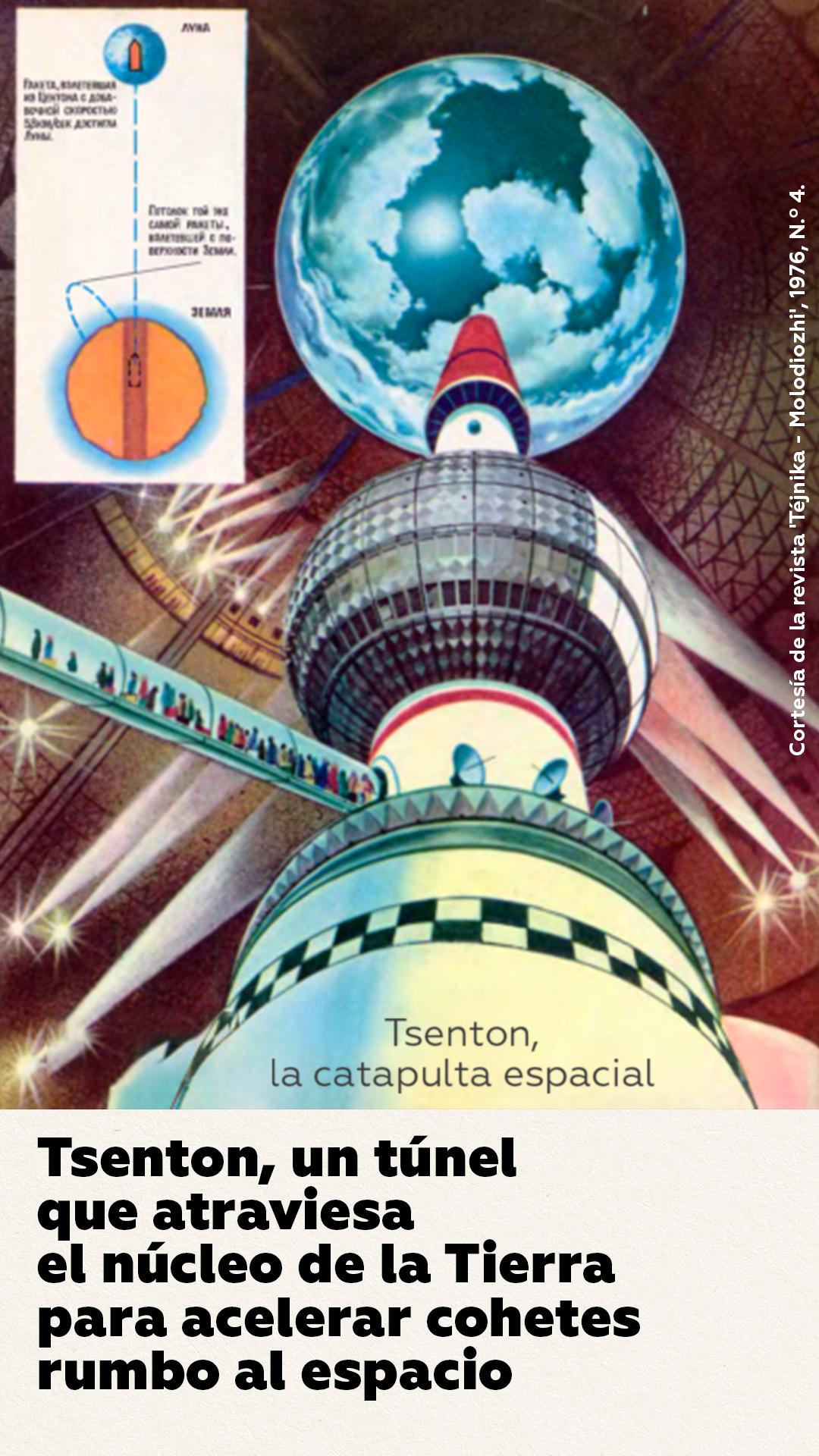 ¿Cómo imaginaron los ilustradores soviéticos el futuro de la colonización del espacio?