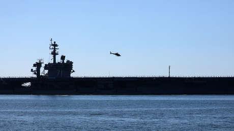 Irán asegura que no permitirá que helicópteros de EE.UU. sobrevuelen sus plataformas petroleras en el golfo Pérsico