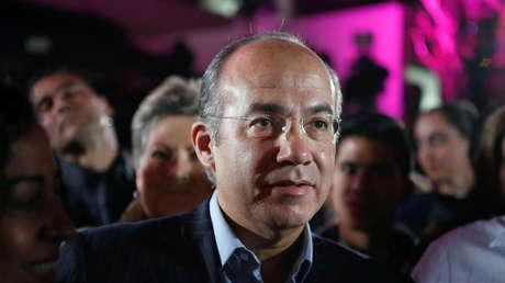 Felipe Calderón y el otro escándalo que demuestra la hipocresía de EE.UU. en la guerra contra el narco