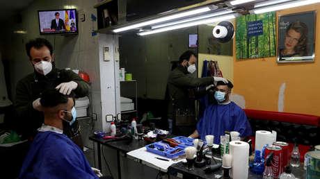 España registra 185 fallecidos por coronavirus en 24 horas, tercer día consecutivo por debajo de los 200 muertos