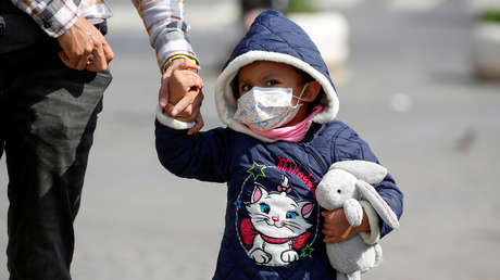 Hospitalizan a 15 niños en Nueva York con un síndrome desconocido, posiblemente vinculado al covid-19
