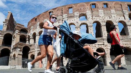 El número de muertes por covid-19 en Italia sube en 369 y el de contagios en 1.444 durante las últimas 24 horas
