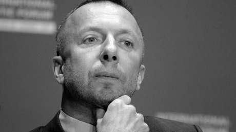 Se suicida el multimillonario ruso Dmitri Bósov