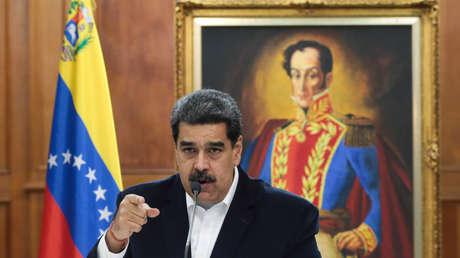"""Maduro denuncia que """"no hay ninguna duda sobre la participación de Iván Duque"""" en el fallido intento de incursión a Venezuela"""