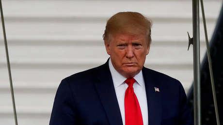 """Trump veta """"la resolución insultante"""" del Congreso de EE.UU. que prohibía el uso de la fuerza militar contra Irán"""