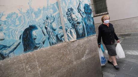 España registra 213 fallecidos en 24 horas y los contagiados repuntan hasta 754