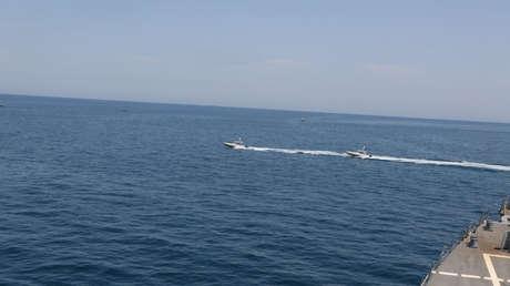 Al menos 19 muertos y 15 heridos tras un accidente en un barco militar iraní en el golfo de Omán