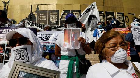 Madres sin nada que celebrar: la lucha para encontrar a los desaparecidos en México a pesar de la pandemia