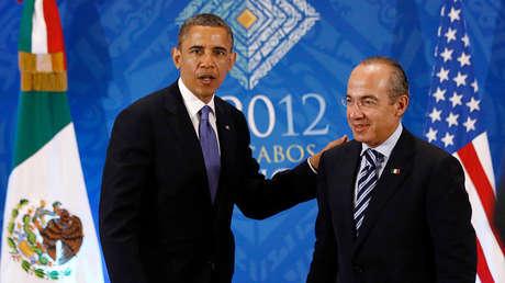 Las intrigas detrás del expresidente Felipe Calderón: armas, narcotráfico, censura y la polémica por tres videos