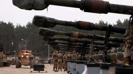 EE.UU. reanuda los ejercicios militares en Europa pese al coronavirus