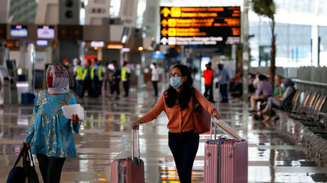 Estos son los aeropuertos con mayor riesgo de contagio de covid-19