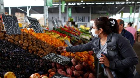 Argentina registra una abrupta desaceleración de la inflación en abril, debido a la pandemia del coronavirus