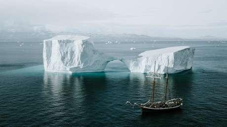 El Ártico pierde un 20 % de su hielo marino en 11 años