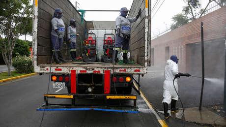 Perú supera los 100.000 contagios por coronavirus y los fallecidos son más de 3.000