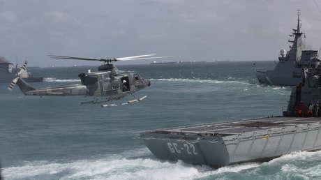 Fuerza Armada venezolana escoltará en sus aguas territoriales la llegada de los buques petroleros iraníes
