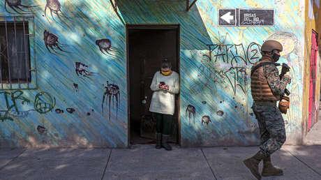 Chile registra 4.895 nuevos casos de coronavirus, su cifra diaria más alta desde el inicio de la pandemia