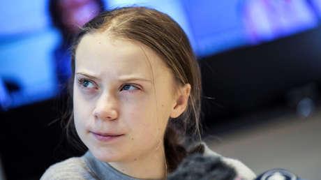 """Greta Thunberg se burla de una ministra que afirmó que la pandemia es un """"momento perfecto"""" para construir un oleoducto"""