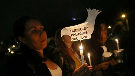 Los asesinatos a líderes sociales en Colombia aumentan 53 % en los primeros cuatro meses de 2020
