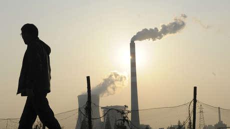 Vuelve a ser alta la contaminación del aire en China tras el cese de las restricciones por la pandemia