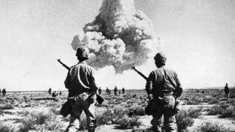 """Un alto cargo del Pentágono afirma que EE.UU. podría realizar un ensayo nuclear """"en cuestión de meses"""""""