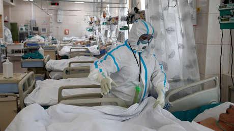 Rusia confirma un total de 379.051 casos de covid-19 tras detectar 8.371 nuevos infectados
