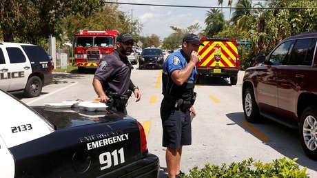 EE.UU.: Un tiroteo en un centro comercial de Miami deja al menos dos heridos