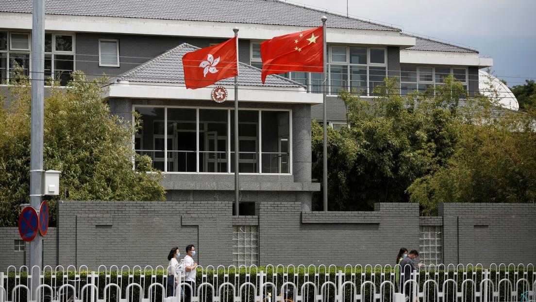 China protesta contra la injerencia de EE.UU. en sus asuntos internos y afirma que reaccionará firmemente a intentos de dañar sus intereses