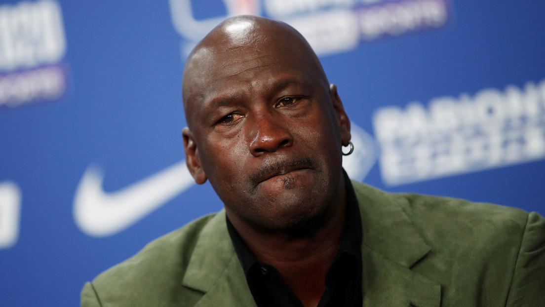 """""""Estoy con los que claman contra el racismo"""": Michael Jordan se une a la indignación por la muerte de George Floyd"""