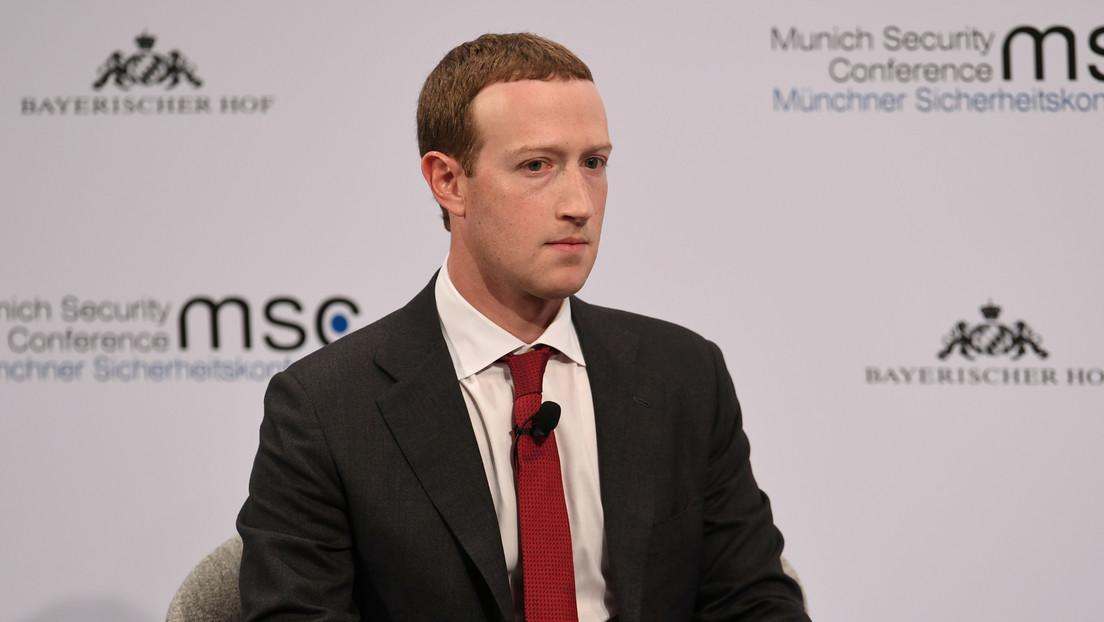 Empleados de Facebook critican a Zuckerberg por no eliminar el mensaje de Trump sobre las protestas, que Twitter vio como incitación a la violencia