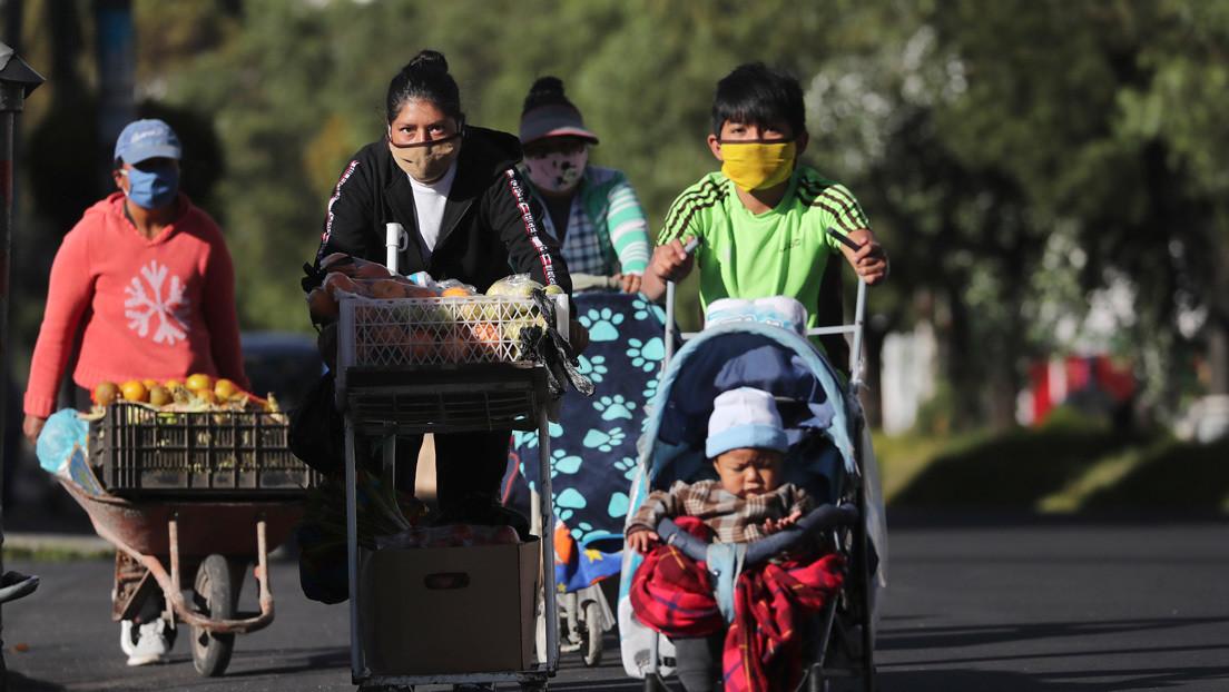 Ecuador reporta cerca de 40.000 infectados por coronavirus y 5.529 muertos, entre confirmados y probables