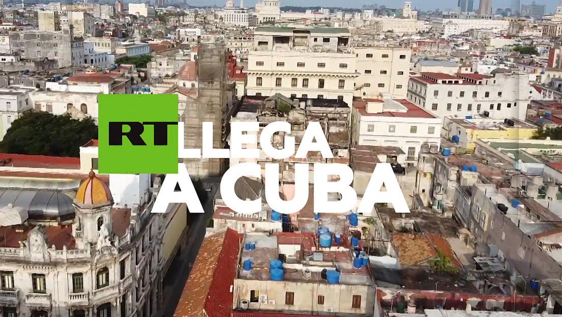 RT en Español llega a Cuba