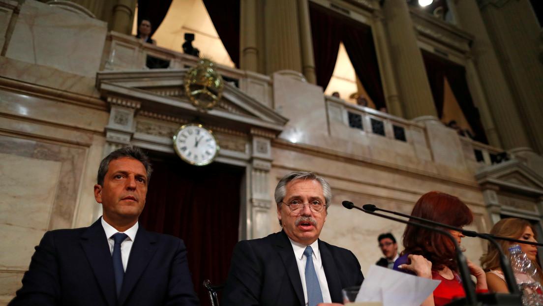 """El FMI considera """"consistente"""" la propuesta argentina de reestructuración de la deuda con los bonistas"""