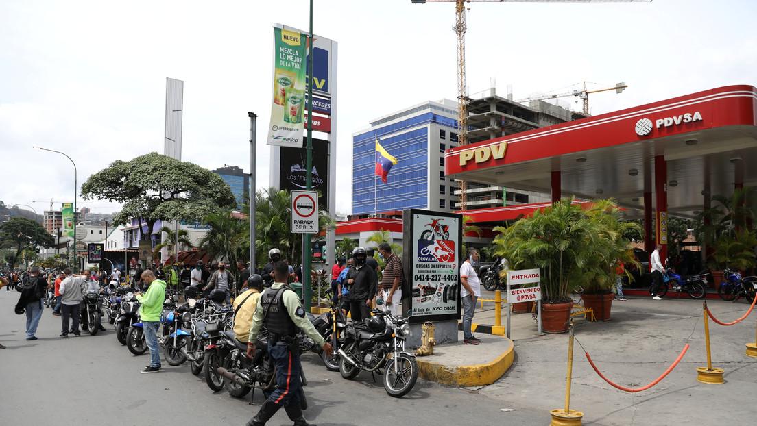 Ministro de Petróleo de Venezuela considera exitosa la primera fase del programa de suministro de gasolina