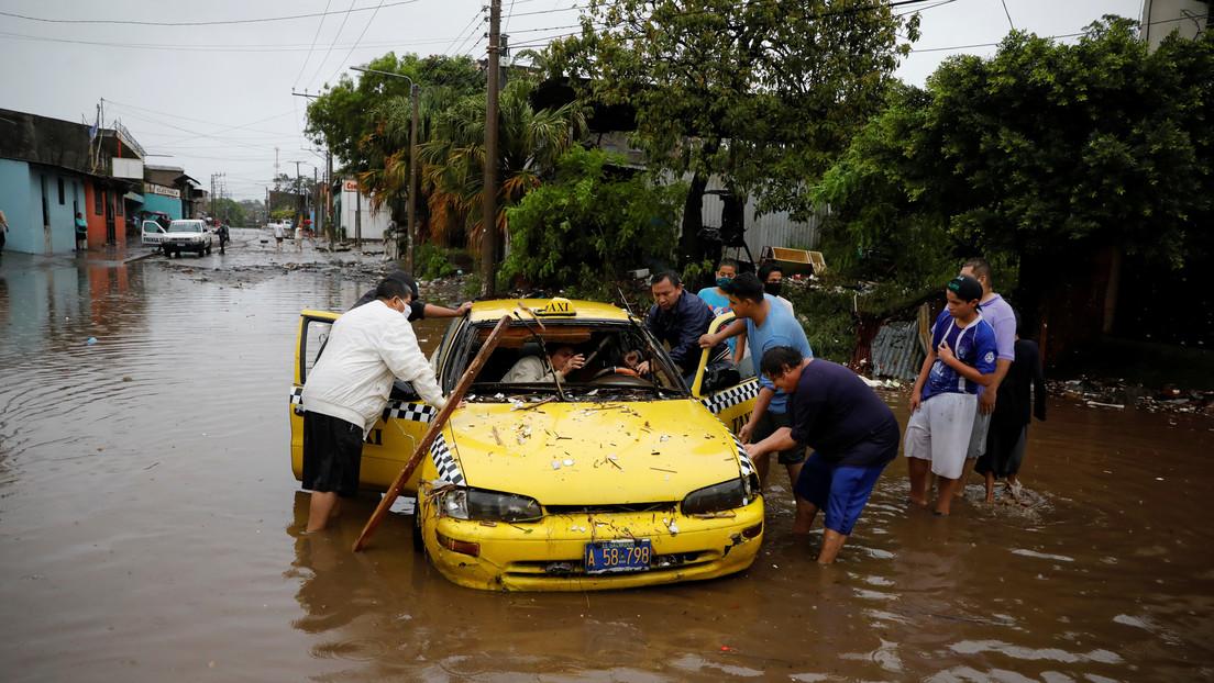 Depresión tropical 'Tres' puede causar inundaciones repentinas y peligrosos aludes en México y varios países de América Central