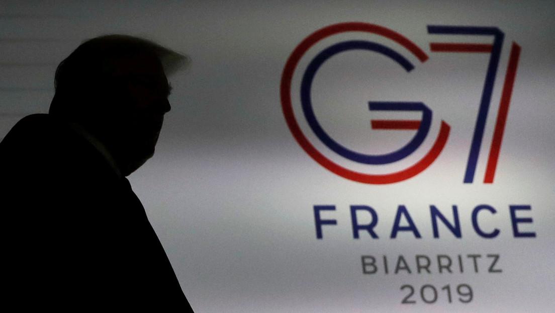 """Moscú está de acuerdo con Trump en que el G7 está """"desactualizado"""""""