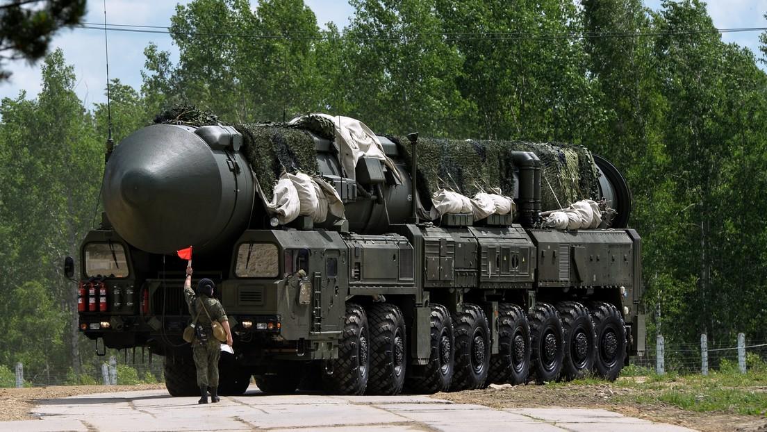 Rusia enumera los principales peligros en su estrategia de disuasión nuclear