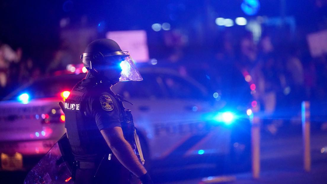 Publican un video desde el lugar donde la Policía de Louisville mató a tiros a un hombre