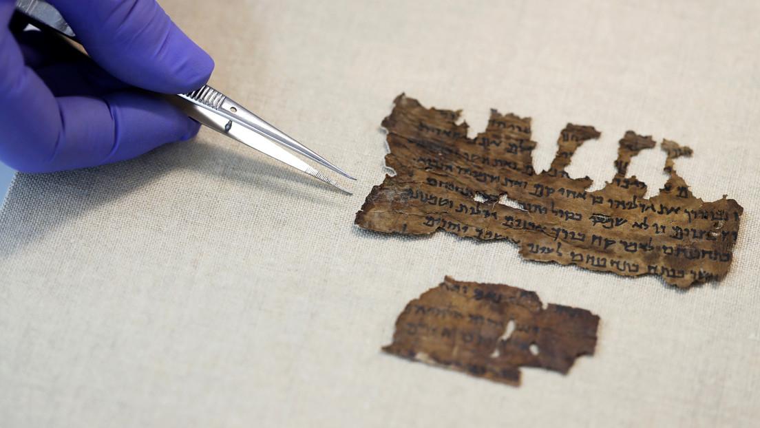 """El análisis de ADN """"arroja nueva luz sobre viejos misterios"""" de los Manuscritos del Mar Muerto"""