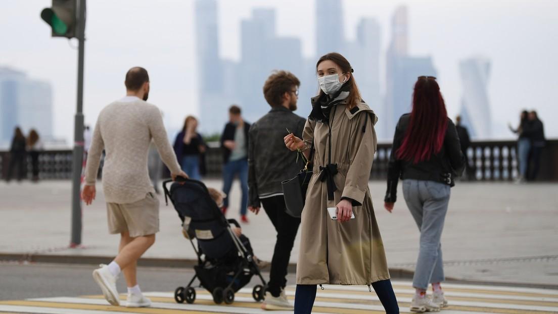 Aumenta a 432.277 el número de contagios por covid-19 en Rusia tras confirmarse los últimos 8.536
