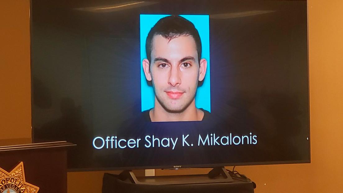 Reportan en estado crítico al policía herido en un tiroteo durante las protestas por la muerte de Floyd en Las Vegas