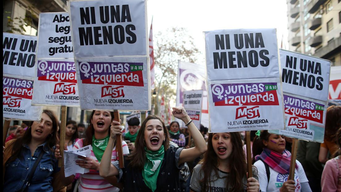 A 5 años del 'Ni una menos': los feminismos se fortalecen en Argentina y refuerzan la agenda de lucha con miras a la legalización del aborto