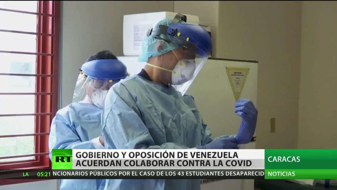 Brasil registra cifra récord de muertes por coronavirus en un día y el Gobierno venezolano pacta con la oposición para combatir el covid-19