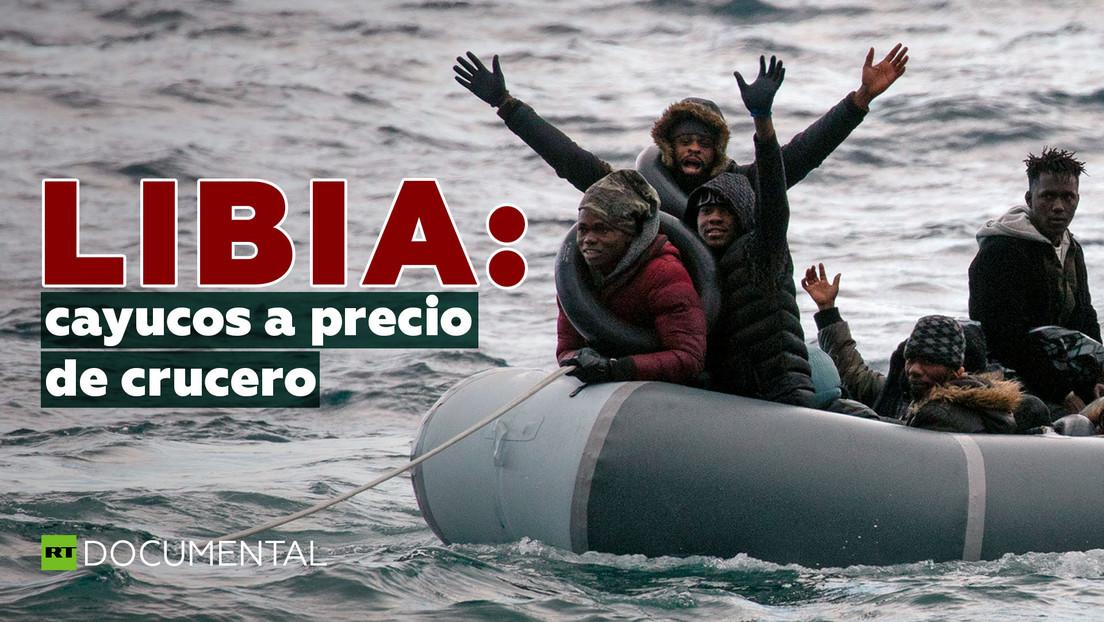 Libia: Cayucos a precio de crucero