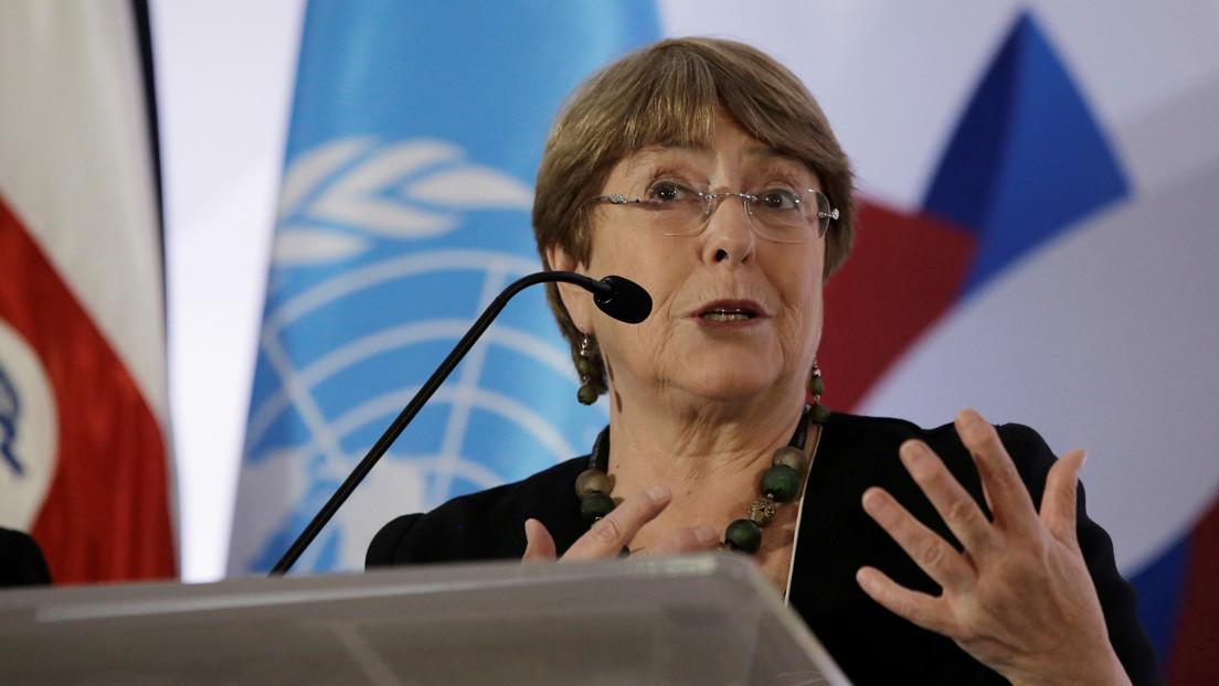 """Jefa de derechos humanos de la ONU cita """"informes confiables de uso desproporcionado y no necesario de fuerza"""" por uniformados en EE.UU."""