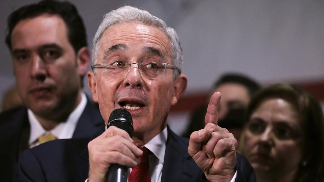 """""""Peleo de frente, sin trampas"""": Álvaro Uribe se defiende tras la indagación que la Corte Suprema abrió en su contra"""